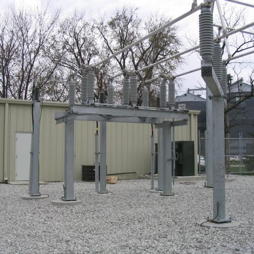 Battle Creek voltage project